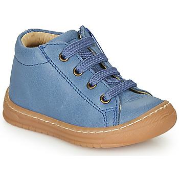 Schoenen Jongens Hoge sneakers GBB HIPOTE Blauw