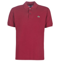 Textiel Heren Polo's korte mouwen Lacoste POLO L12 12 REGULAR Bordeaux