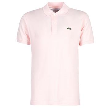 Textiel Heren Polo's korte mouwen Lacoste POLO L12 12 REGULAR Roze
