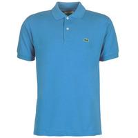 Textiel Heren Polo's korte mouwen Lacoste POLO L12 12 REGULAR Blauw