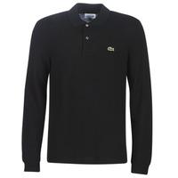 Textiel Heren Polo's korte mouwen Lacoste L1312 Zwart