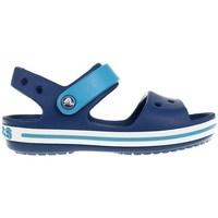 Schoenen Jongens Sandalen / Open schoenen Crocs Crocband Bleu