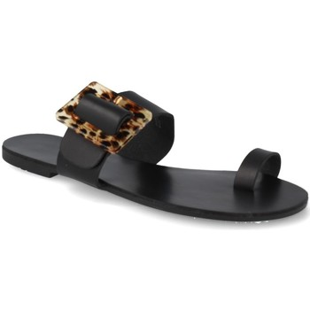 Schoenen Dames Sandalen / Open schoenen Buonarotti 2BP-9572 Negro