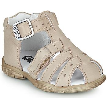 Schoenen Jongens Sandalen / Open schoenen GBB ARIGO Wit / Cassé