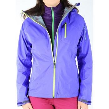 Textiel Dames Jacks / Blazers Salomon Quest Hike Trip 3 IN 1 W Violet