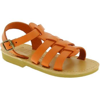 Schoenen Kinderen Sandalen / Open schoenen Attica Sandals PERSEPHONE CALF ORANGE arancio