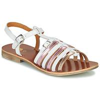 Schoenen Meisjes Sandalen / Open schoenen GBB BANGKOK Wit