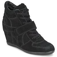 Schoenen Dames Hoge sneakers Ash BOWIE Zwart