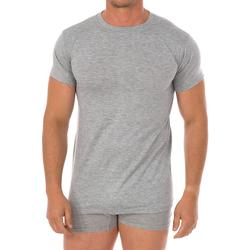 Schoenen Kinderen Babyslofjes Le Petit Garçon Chaussures  Booty Grijs