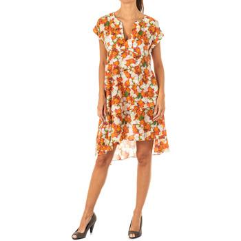 Textiel Dames Korte jurken La Martina Robe Multicolour