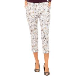 Textiel Dames Korte broeken La Martina Pantalon Multicolour