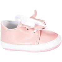 Schoenen Meisjes Babyslofjes Le Petit Garçon Chaussures Roze