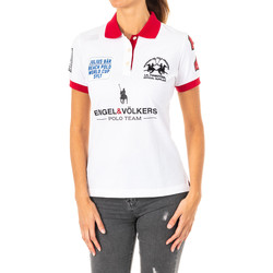 Textiel Dames Polo's korte mouwen La Martina Polo manches courtes Multicolour