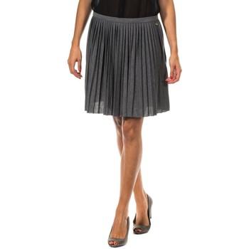 Textiel Dames Rokken Met jupe plissée Grijs