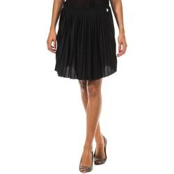 Textiel Dames Rokken Met jupe plissée Zwart