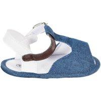 Schoenen Jongens Sandalen / Open schoenen Le Petit Garçon Sandale Blauw