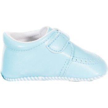 Schoenen Kinderen Babyslofjes Le Petit Garçon Chaussures Blauw