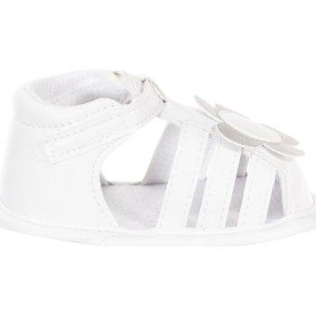 Schoenen Meisjes Sandalen / Open schoenen Le Petit Garçon Sandale Wit