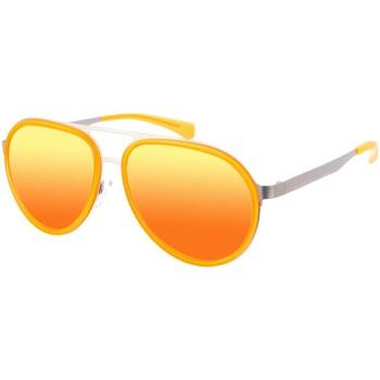 Horloges & Sieraden Dames Zonnebrillen Calvin Klein Jeans Lunettes de soleil Calvin Klein Multicolour