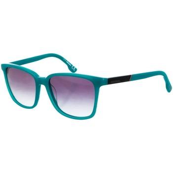 Horloges & Sieraden Heren Zonnebrillen Diesel Sunglasses Lunettes de soleil Diesel Groen