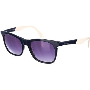 Horloges & Sieraden Dames Zonnebrillen Diesel Sunglasses Lunettes de soleil Diesel Multicolour