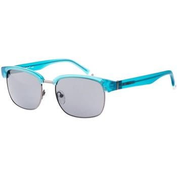 Horloges & Sieraden Heren Zonnebrillen Gant Lunettes de soleil Blauw