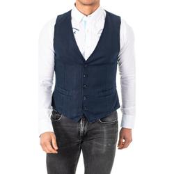 Textiel Heren Anzugweste La Martina Gilet Blauw