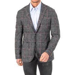 Textiel Heren Jasjes / Blazers La Martina américain Zwart