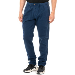 Textiel Heren Broeken / Pantalons La Martina Pantalon Blauw