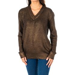 Textiel Dames Truien La Martina Jersey m / long Brown