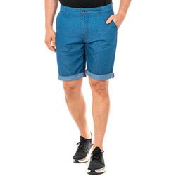 Textiel Heren Korte broeken / Bermuda's La Martina Bermudes Blauw