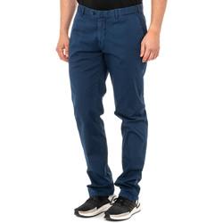 Textiel Heren Chino's La Martina Pantalon coupe chinoise Blauw