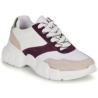 Schoenen Dames Lage sneakers André BABETTE Roze
