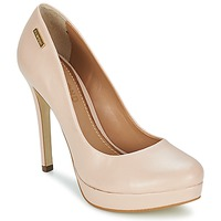 Schoenen Dames pumps Dumond VEGETAL b. Beige