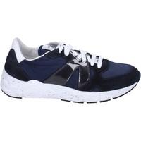 Schoenen Heren Lage sneakers Guardiani BR649 Bleu