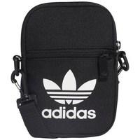 Tassen Schoudertassen met riem adidas Originals Fest Bag Trefoil Noir