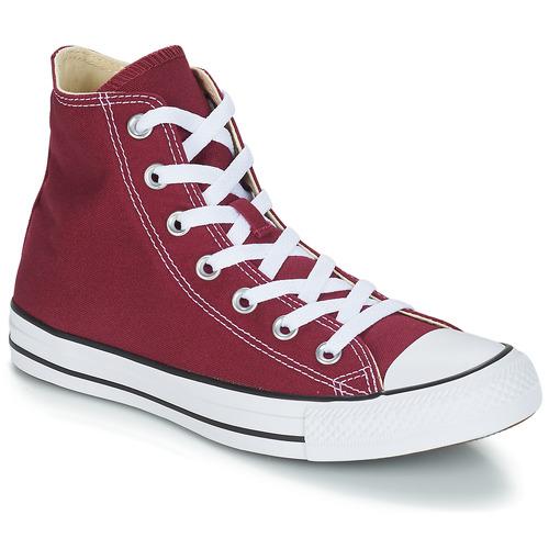 Schoenen Hoge sneakers Converse CHUCK TAYLOR ALL STAR CORE HI Bordeaux