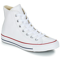Schoenen Hoge sneakers Converse Chuck Taylor All Star CORE LEATHER HI Wit