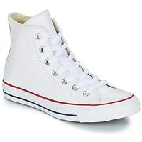 Schoenen Hoge sneakers Converse Chuck Taylor All Star CORE LEATHER HI Wit