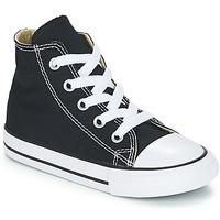 Schoenen Kinderen Hoge sneakers Converse CHUCK TAYLOR ALL STAR CORE HI Zwart