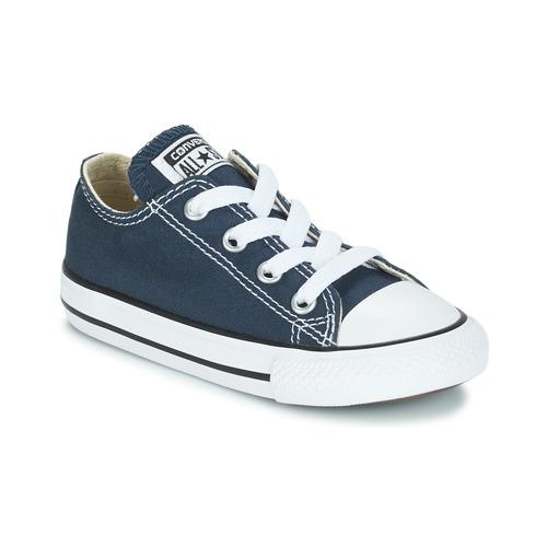 Schoenen Kinderen Lage sneakers Converse CHUCK TAYLOR ALL STAR CORE OX Marine