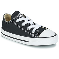 Schoenen Kinderen Lage sneakers Converse CHUCK TAYLOR ALL STAR CORE OX Zwart