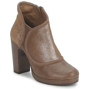 Schoenen Dames Low boots Esska TILLY Brown / Pailleté
