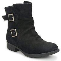 Schoenen Dames Laarzen Casual Attitude RIJONES Zwart