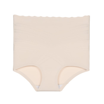Ondergoed Dames Corrigerende slips DIM BEAUTY LIFT CULOTTE Beige