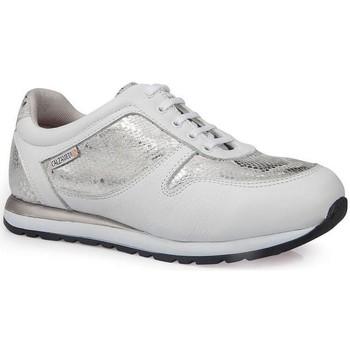 Schoenen Dames Lage sneakers Calzamedi DEPORTIVAS  ESTAMPADO W PLATA