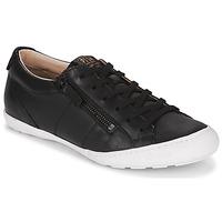 Schoenen Dames Lage sneakers Palladium GALOPINE SVG Zwart