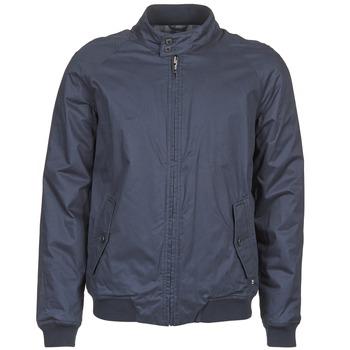 Textiel Heren Wind jackets Selected NAVA Marine