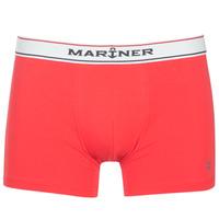 Ondergoed Heren Boxershorts Mariner JEAN JACQUES Rood