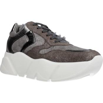 Schoenen Dames Lage sneakers Voile Blanche M0NSTER Grijs